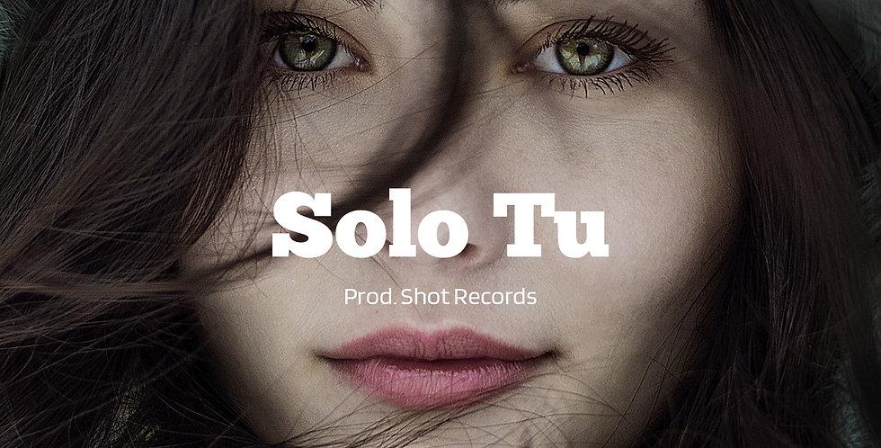 Solo Tu | Reggaeton (Ilimitada)