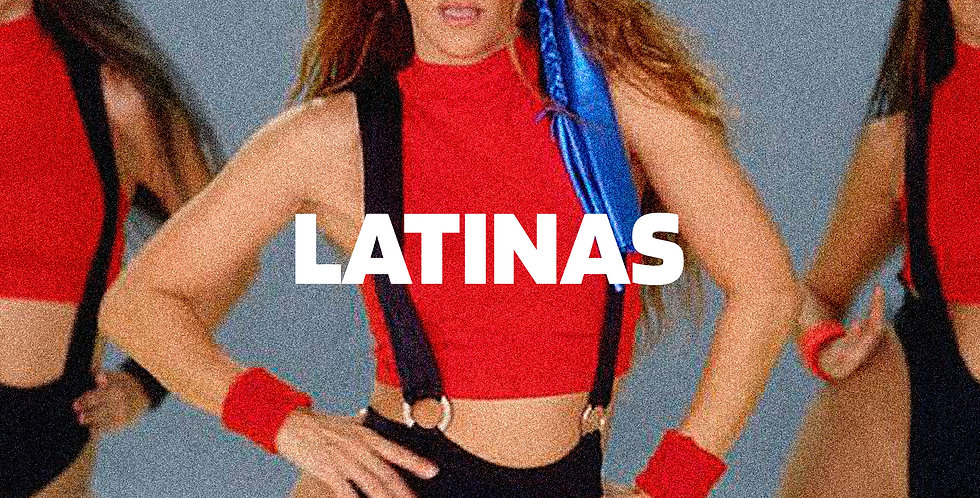 Latinas | Dancehall (Estandar)