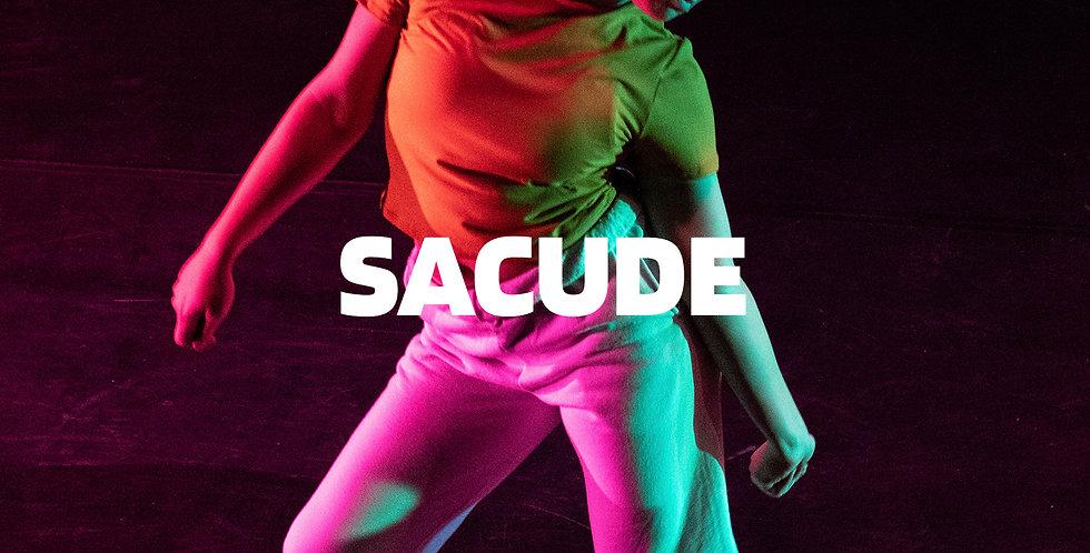 Sacude | Reggaeton (Ilimitada)