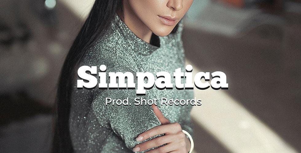 Simpática | Dancehall (Derechos)
