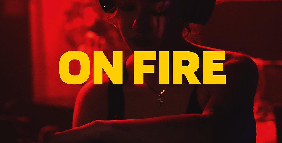 On Fire | Reggaeton (Derechos)
