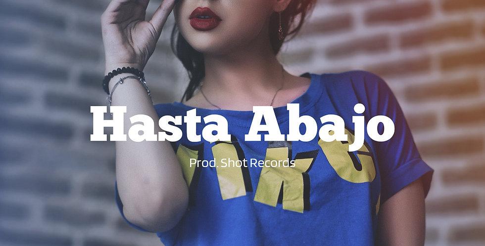 Hasta Abajo | Reggaeton (Derechos)