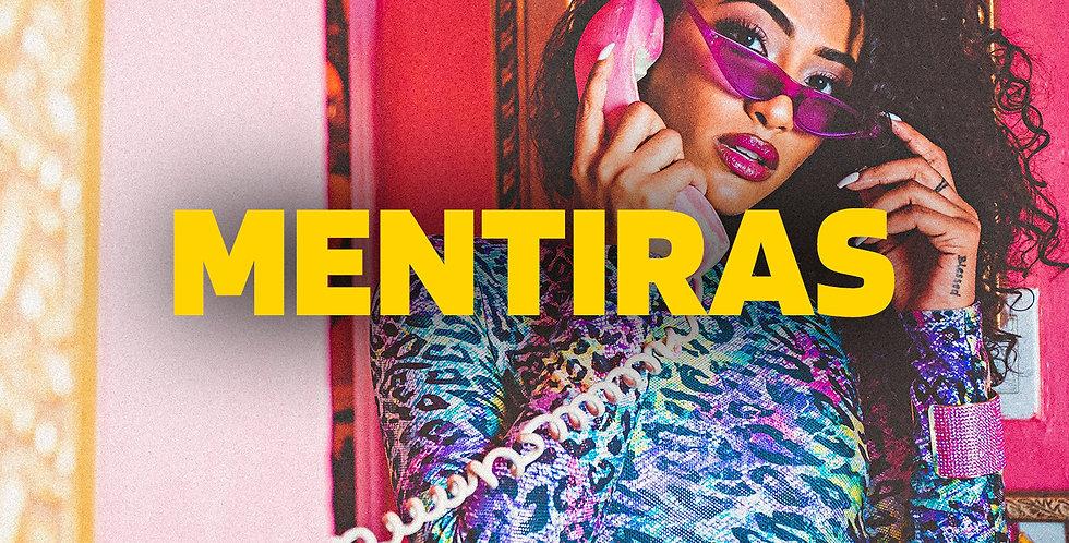 Mentiras | Reggaeton (Ilimitada)