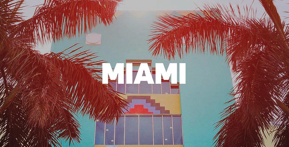 Miami | Reggaeton (Ilimitada)