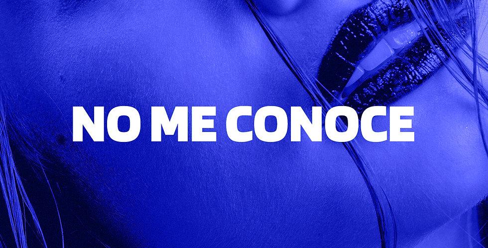 No me conoce | Reggaeton (Estandar)