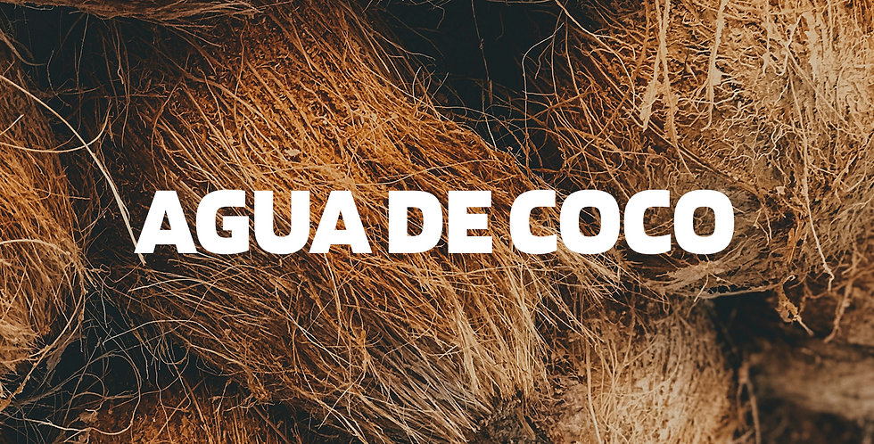 Agua de coco | Trapeton (Premium)