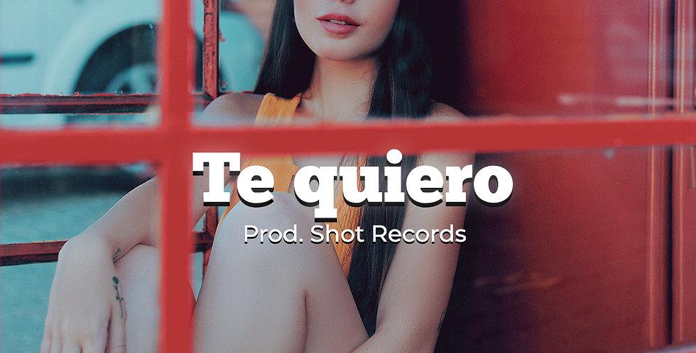 Te quiero   Reggaeton (Derechos)