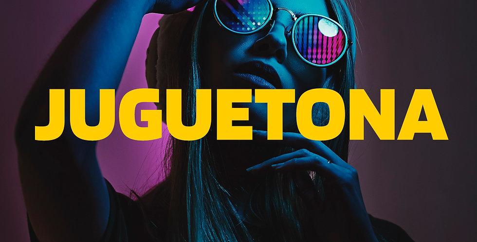Juguetona | Trapeton (Estandar)