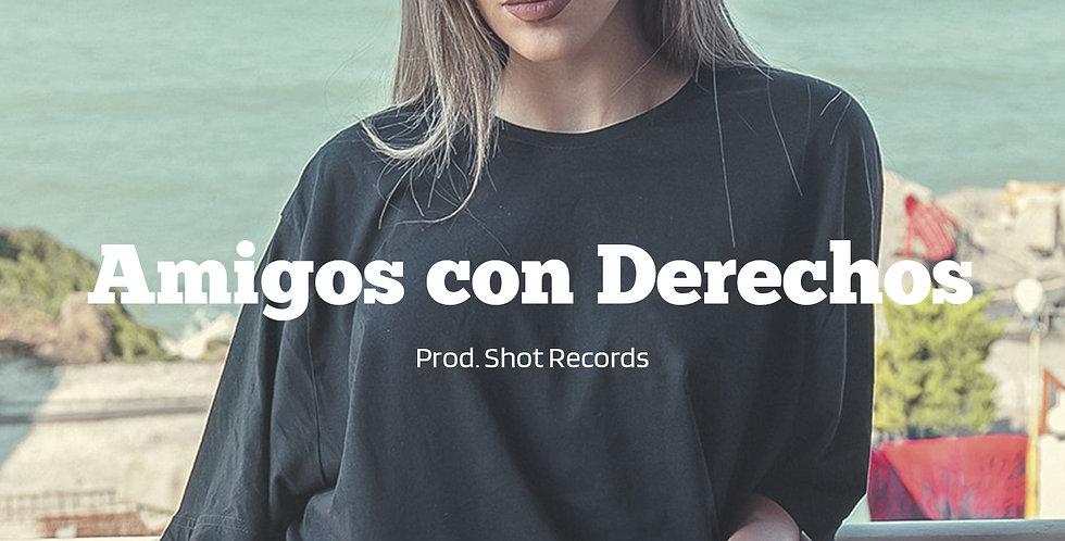 Amigos con derechos | Reggaeton (Ilimitada)