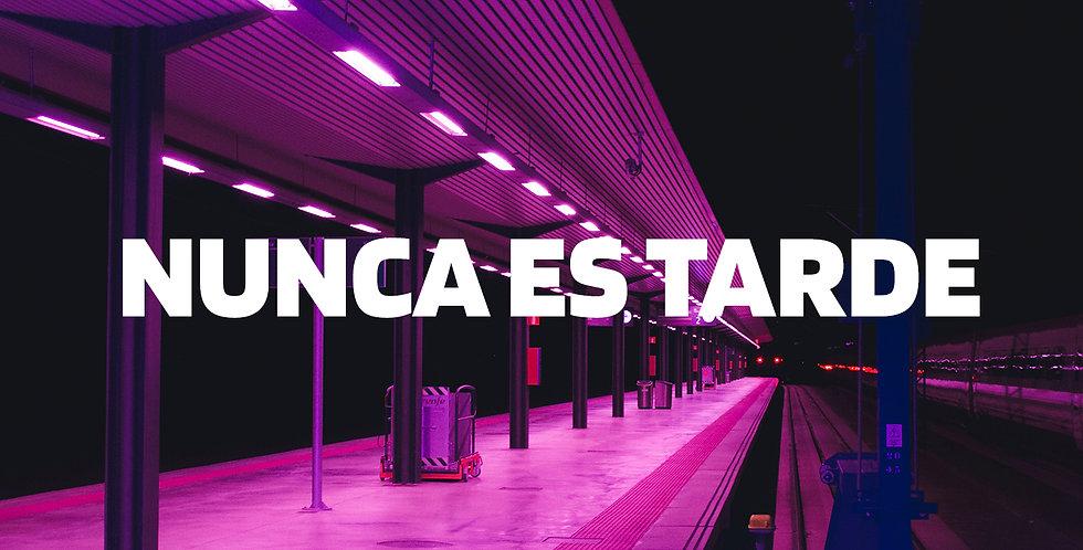 Nunca es tarde | Dancehall (Premium)