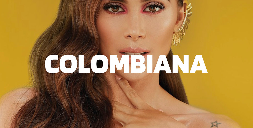 Colombiana | Reggaeton (Ilimitada)
