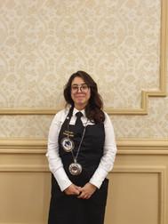 Sommelier Stefany Aguilar