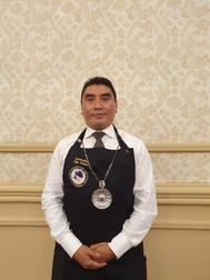 Sommelier Luis Felipe Vasquez