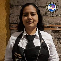 Sommelier Berenice Castillo