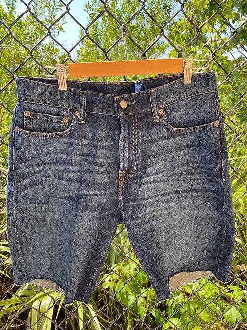 NWT Abercrombie & Fitch Men's Denim Shorts