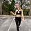 Thumbnail: Black Bum Rip Levi Jeans