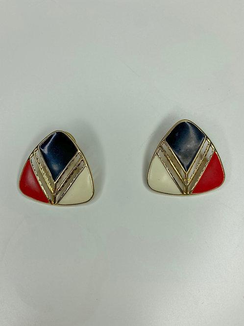 Vintage Stud Earrings