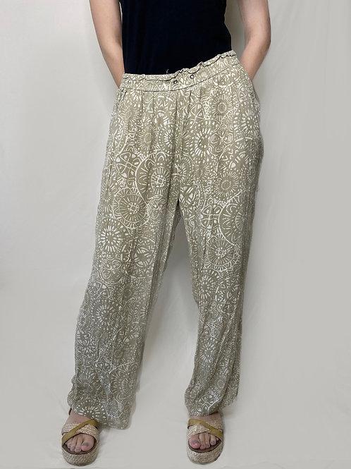 Beige Lounge Pants