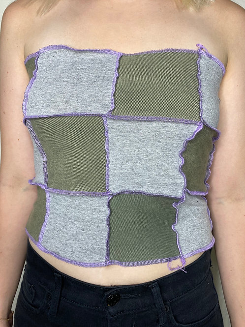 Zero Waste Tube Top