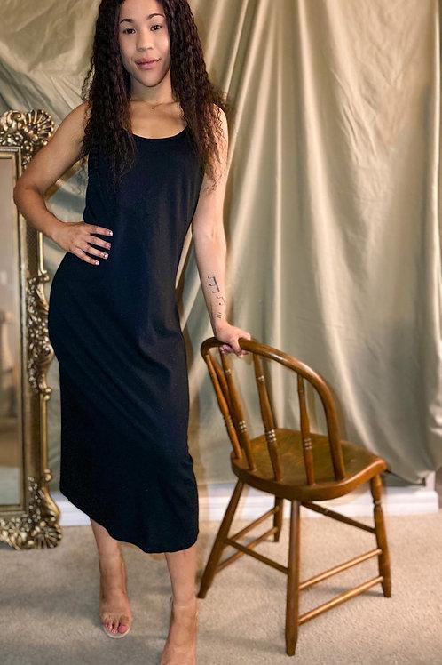 Vintage Vicky Vaughn Maxi Dress