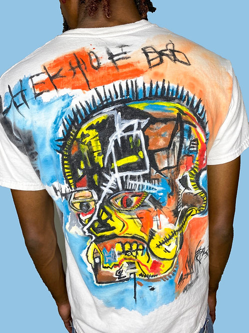 SAMMETRY X Sallee Basquiat T-shirt