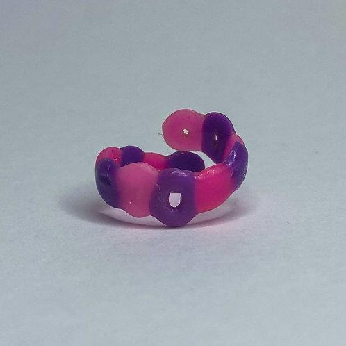 Bubblegum Orchid Ring