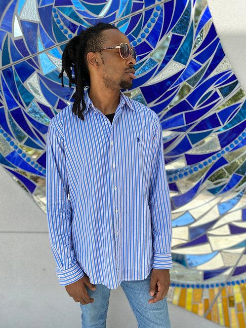Ralph Lauren Long Sleeve Button-Down Shirt