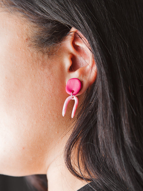 Bubblegum Earrings
