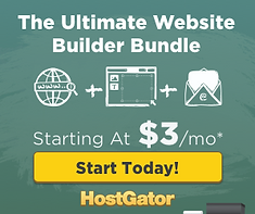 Hostgator Ultimate Website Builder
