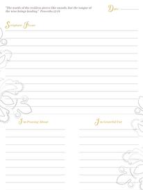Word of Encouragement Journal pg 3