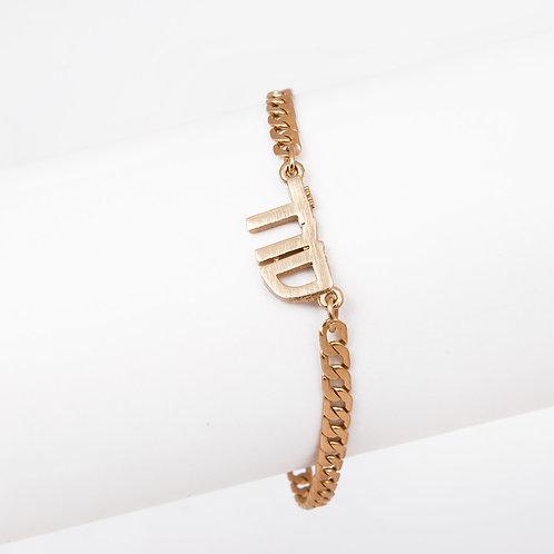 צמיד גורמט זהב | סוד