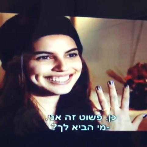 שלומית מלכה קנתה לעצמה תזכורת - טבעת ׳פשוט׳