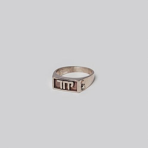 טבעת חותם כסף | יחד