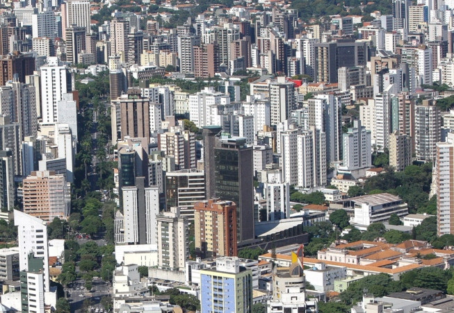 Entre janeiro e julho deste ano, foram 3 mil imóveis leiloados em Minas. Foto: Flávio Tavares / Hoje em Dia