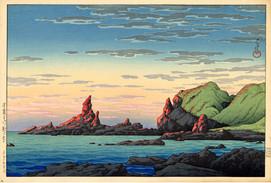 Ryuga Island, Oga Peninsula