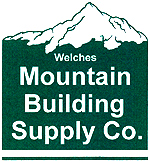 Welches Mountain Building Supply logo.png