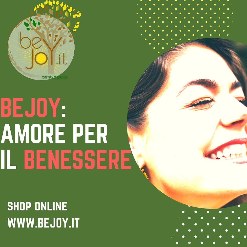 beJoY.it: amore per il Benessere