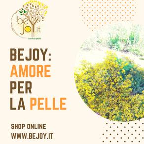 BeJoy: Amore per la pelle