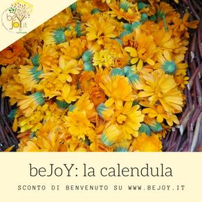 In beJoY.it troviamo la #calendula!