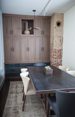 Aspen Leaf Kitchens Showroom