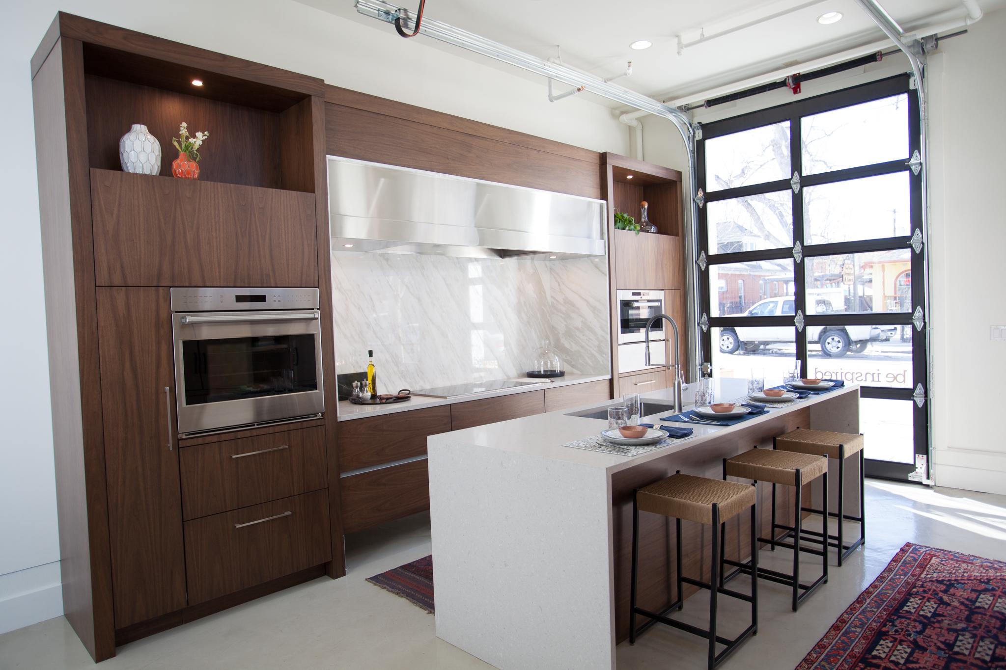 Aspen Leaf Kitchens Showroom-2