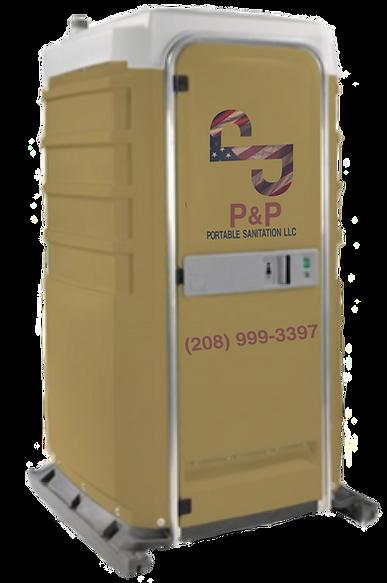 PandPPortable.com Premier Toilet
