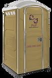 P&P Standard Toilet
