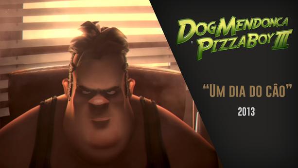 """Dog Mendonça & Pizzaboy """"Um dia do câo"""""""