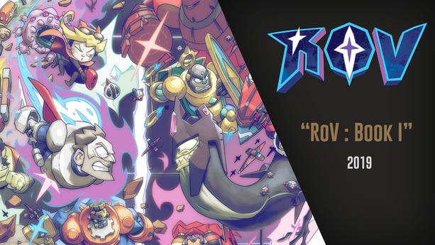 RoV : Book I