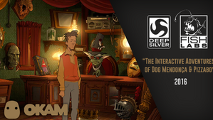 The Interactive Adventures of Dog Mendonça & Pizzaboy
