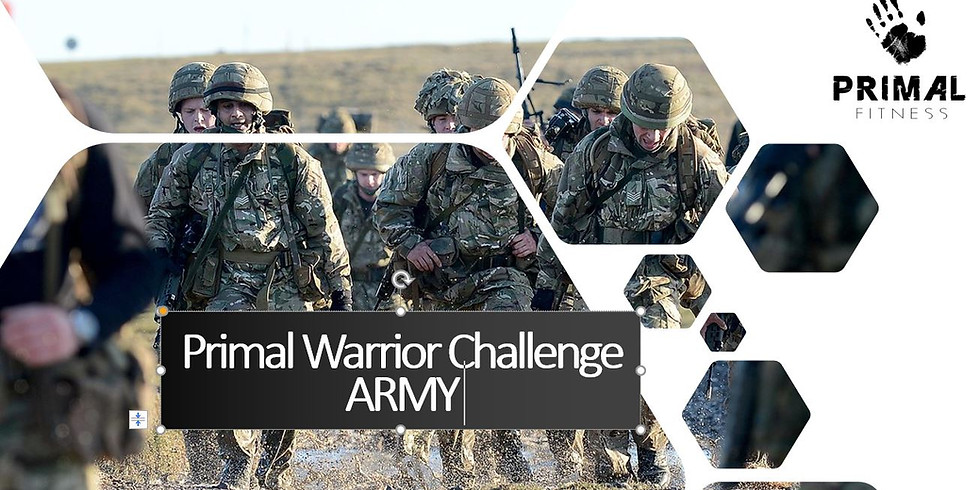 The Primal Warrior Challenge (Army)