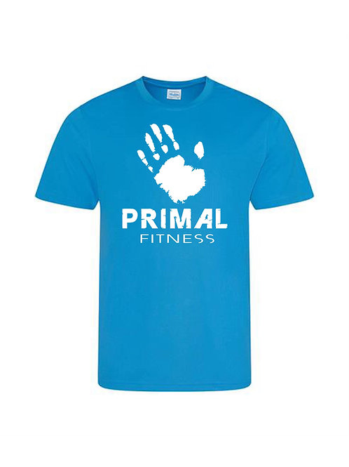 All colours Primal Fitness training T-shirt