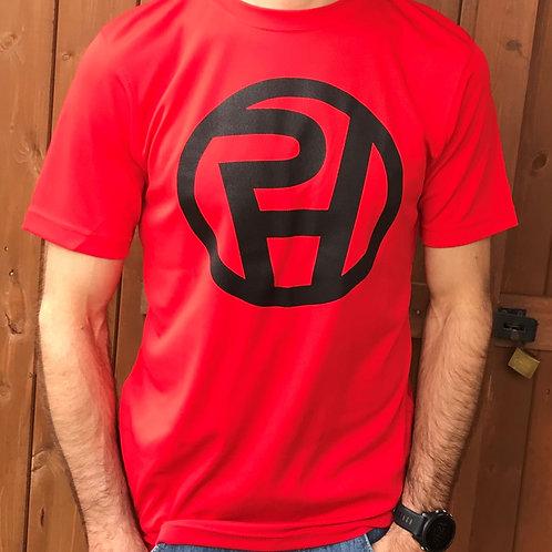 Mens ProHuman logo tech t-shirt