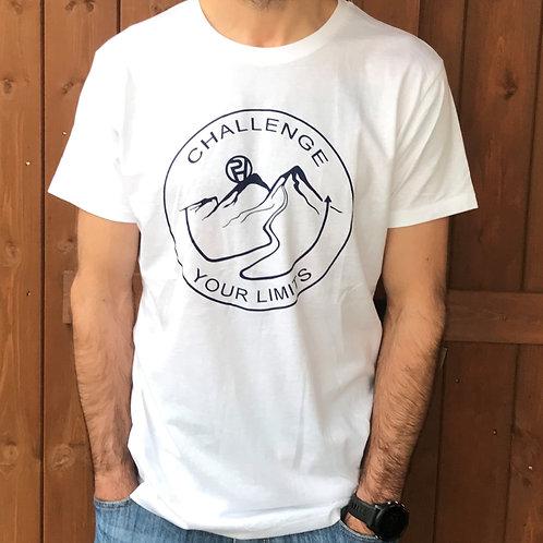 Mens 'Challenge Your Limits' T-Shirt